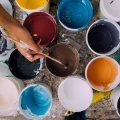 Le choix de la peinture