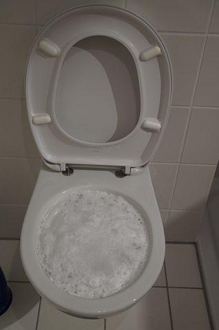propreté toilettes